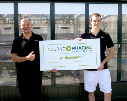 Freddy & Yoran De Waegeneer worden NeorniPharma-ambassadeurs